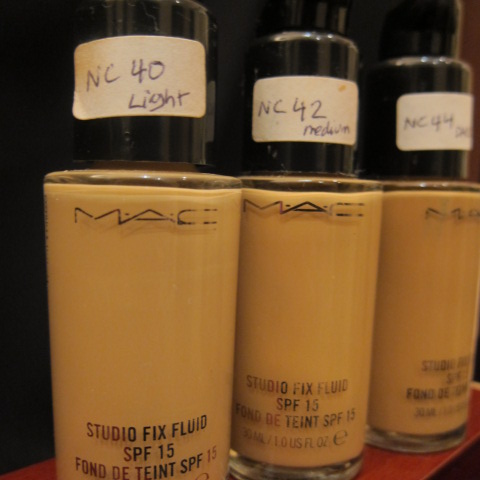Makeup  on Die Hard Desi  Health   Happiness  Alternative Foundations For Nc42
