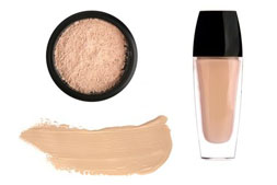 2nd Makeup Mistake: Choosing the wrong foundation TYPE