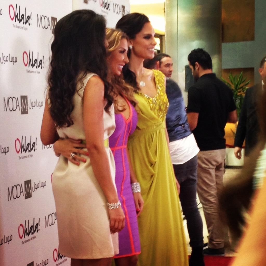 Below: Our picture (the bloggers) with Joelle! – Ali Fareed, Mara ...